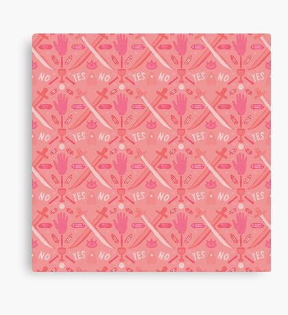 Softer Occult  Canvas Print