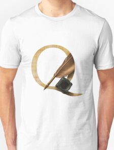 Q for Quill T-Shirt