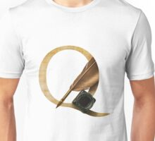 Q for Quill Unisex T-Shirt