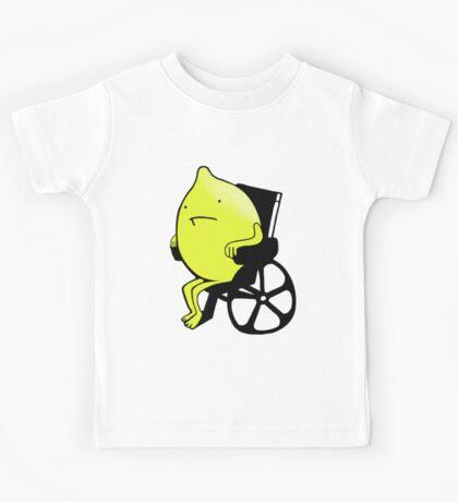 Sandy Lemons Logo Kids Tee