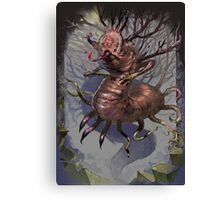 Nyarlathotep, the shadow out of time Canvas Print
