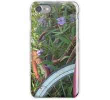 A  RIDE INTO THE PAST iPhone Case/Skin