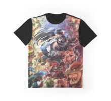 Bayonetta Smash bros Promo Art Graphic T-Shirt