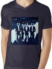 The Residents Mens V-Neck T-Shirt