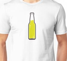 A beer bottle Unisex T-Shirt