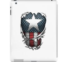 patriot shield iPad Case/Skin