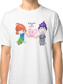 Sound of love Classic T-Shirt