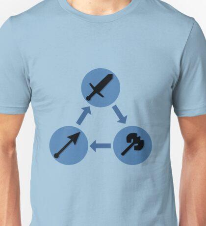 WEAPON TRIANGLE | Fire Emblem Unisex T-Shirt