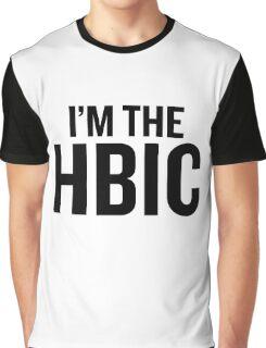 I'm the HBIC Graphic T-Shirt