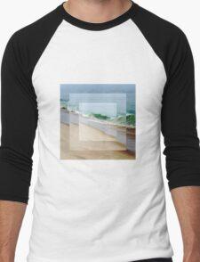 Nobadeer Men's Baseball ¾ T-Shirt