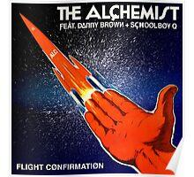 The Alchemist - Flight Confirmation Poster