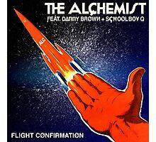 The Alchemist - Flight Confirmation Photographic Print