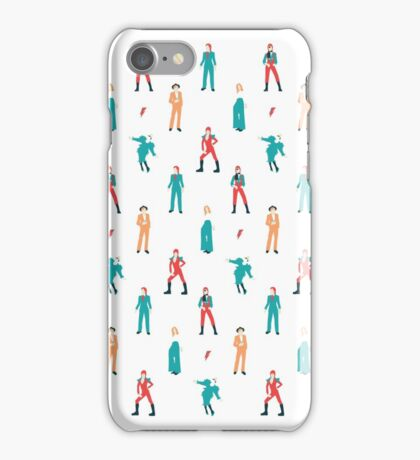 The Land of Bowie iPhone Case/Skin