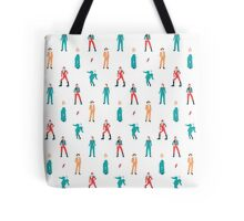 The Land of Bowie Tote Bag