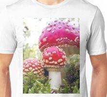 Toadstool Treat Unisex T-Shirt
