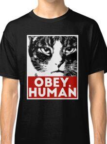 OBEY, HUMAN Classic T-Shirt