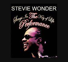 Stevie Wonder Songs in The Key of Life Unisex T-Shirt