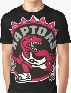 Toronto Raptors Graphic T-Shirt