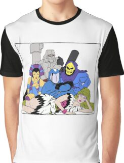 The Villains Club Graphic T-Shirt