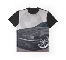 bmw : 1997 740il Graphic T-Shirt
