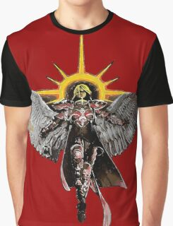 Warhammer 40k Living Saint Vector Graphic T-Shirt