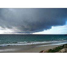 As The Storm Rolls In Photographic Print