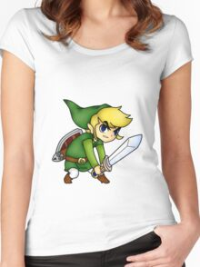 zelda Women's Fitted Scoop T-Shirt