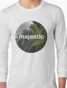 Unofficial Majestic Casual design 2 Long Sleeve T-Shirt