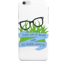 Tina Quotes iPhone Case/Skin