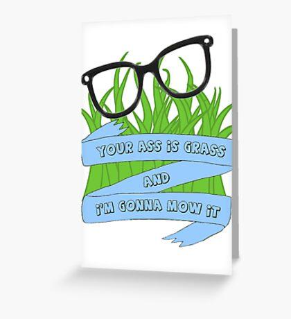 Tina Quotes Greeting Card