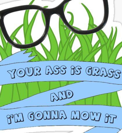 Tina Quotes Sticker