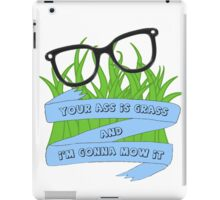 Tina Quotes iPad Case/Skin