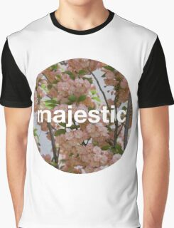 Majestic casual unofficial design Graphic T-Shirt