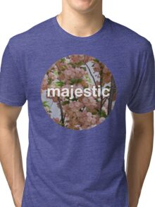 Majestic casual unofficial design Tri-blend T-Shirt