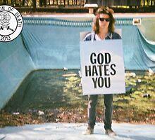 God Hates You by MaceG