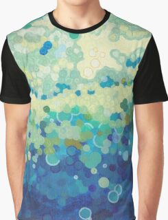 Bubbles on the Ocean Surface Graphic T-Shirt