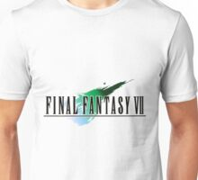 FF7 Logo Highest Quality Unisex T-Shirt