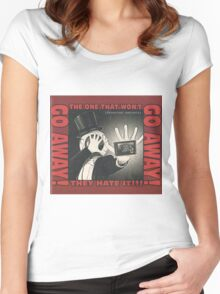 The Residents Assorted Secrets Women's Fitted Scoop T-Shirt