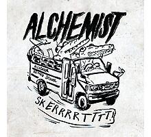 The Alchemist - Aligator Photographic Print