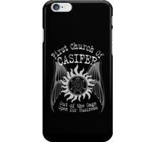First Church of Casifer iPhone Case/Skin