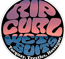 Rip Curl  by Burstonco