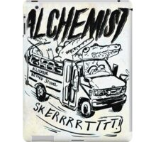 The Alchemist - Aligator iPad Case/Skin