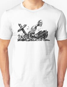 Ukrainian Demonology Zombie Unisex T-Shirt