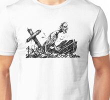 Ukrainian Demonology Zombie Unisex T-Shirt