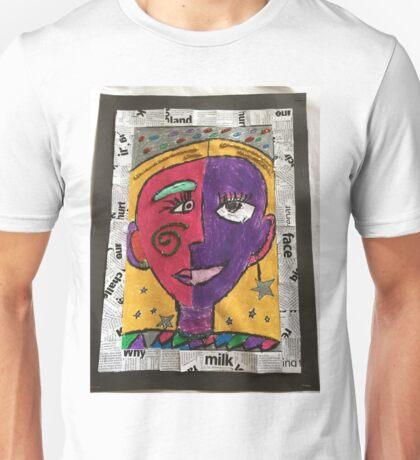 Picasso wannabe Unisex T-Shirt