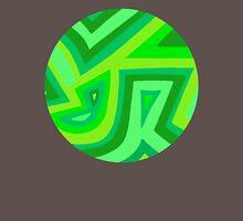 Greens (circle) Unisex T-Shirt