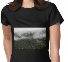Mirror Lake Trestle Womens Fitted T-Shirt