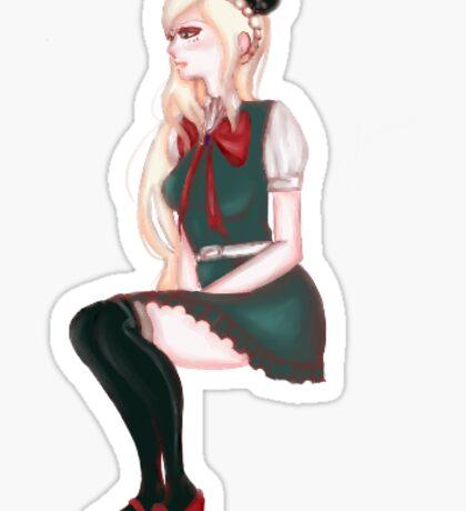 Sonia Nevermind Sticker