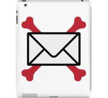 Hate Mail iPad Case/Skin