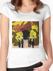 The Residents - The Commercial Album Women's Fitted Scoop T-Shirt